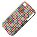 Modernist Floral Tiles Apple iPhone 4/4S Hardshell Case (PC+Silicone) View4
