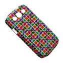 Modernist Floral Tiles Samsung Galaxy S III Classic Hardshell Case (PC+Silicone) View5