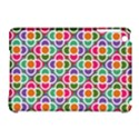 Modernist Floral Tiles Apple iPad Mini Hardshell Case (Compatible with Smart Cover) View1