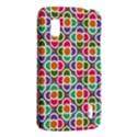 Modernist Floral Tiles LG Nexus 4 View2