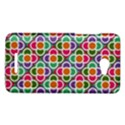 Modernist Floral Tiles HTC Butterfly X920E Hardshell Case View1