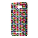 Modernist Floral Tiles HTC Butterfly X920E Hardshell Case View3