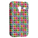 Modernist Floral Tiles Samsung Galaxy Ace Plus S7500 Hardshell Case View2