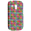 Modernist Floral Tiles Samsung Galaxy S3 MINI I8190 Hardshell Case View2