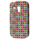 Modernist Floral Tiles Samsung Galaxy S3 MINI I8190 Hardshell Case View3
