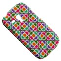 Modernist Floral Tiles Samsung Galaxy S3 MINI I8190 Hardshell Case View5