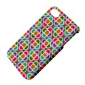 Modernist Floral Tiles Apple iPhone 4/4S Hardshell Case with Stand View4