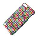 Modernist Floral Tiles Apple iPod Touch 5 Hardshell Case with Stand View4