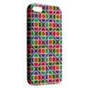 Modernist Floral Tiles Apple iPhone 5 Premium Hardshell Case View2
