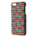 Modernist Floral Tiles Apple iPhone 5 Premium Hardshell Case View3