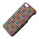 Modernist Floral Tiles Apple iPhone 5 Premium Hardshell Case View4