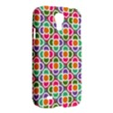 Modernist Floral Tiles Samsung Galaxy S4 I9500/I9505 Hardshell Case View2