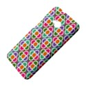 Modernist Floral Tiles HTC One M7 Hardshell Case View4