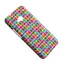 Modernist Floral Tiles HTC One M7 Hardshell Case View5