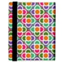 Modernist Floral Tiles Samsung Galaxy Tab 8.9  P7300 Flip Case View3