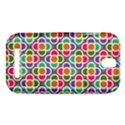 Modernist Floral Tiles HTC One SV Hardshell Case View1