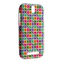 Modernist Floral Tiles HTC One SV Hardshell Case View2