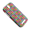 Modernist Floral Tiles HTC One SV Hardshell Case View5