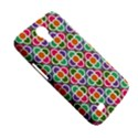 Modernist Floral Tiles Samsung Galaxy Mega 6.3  I9200 Hardshell Case View5