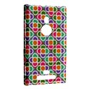 Modernist Floral Tiles Nokia Lumia 925 View2