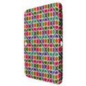 Modernist Floral Tiles Samsung Galaxy Tab 3 (10.1 ) P5200 Hardshell Case  View3
