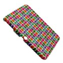 Modernist Floral Tiles Samsung Galaxy Tab 3 (10.1 ) P5200 Hardshell Case  View5