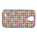 Modernist Floral Tiles Samsung Galaxy S4 Classic Hardshell Case (PC+Silicone) View1