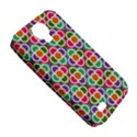 Modernist Floral Tiles Samsung Galaxy S4 Classic Hardshell Case (PC+Silicone) View5
