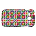 Modernist Floral Tiles Samsung Galaxy Ace 3 S7272 Hardshell Case View1