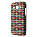 Modernist Floral Tiles Samsung Galaxy Ace 3 S7272 Hardshell Case View3