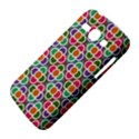 Modernist Floral Tiles Samsung Galaxy Ace 3 S7272 Hardshell Case View4