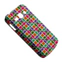 Modernist Floral Tiles Samsung Galaxy Ace 3 S7272 Hardshell Case View5