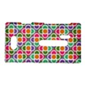 Modernist Floral Tiles Nokia Lumia 928 View1