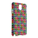 Modernist Floral Tiles Samsung Galaxy Note 3 N9005 Hardshell Case View2