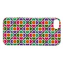 Modernist Floral Tiles Apple iPhone 5S/ SE Hardshell Case View1