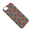 Modernist Floral Tiles Apple iPhone 5S/ SE Hardshell Case View5