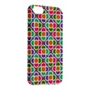 Modernist Floral Tiles Apple iPhone 5C Hardshell Case View2