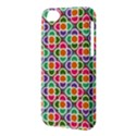 Modernist Floral Tiles Apple iPhone 5C Hardshell Case View3