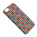 Modernist Floral Tiles Apple iPhone 5C Hardshell Case View5