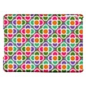Modernist Floral Tiles iPad Air Hardshell Cases View1