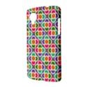 Modernist Floral Tiles LG Nexus 5 View3