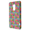 Modernist Floral Tiles HTC One Max (T6) Hardshell Case View3