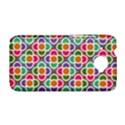 Modernist Floral Tiles HTC Desire 601 Hardshell Case View1