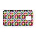 Modernist Floral Tiles Samsung Galaxy S5 Hardshell Case  View1