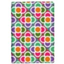 Modernist Floral Tiles iPad Mini 2 Flip Cases View1