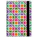 Modernist Floral Tiles iPad Mini 2 Flip Cases View2