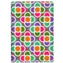 Modernist Floral Tiles iPad Air Flip View1