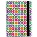 Modernist Floral Tiles iPad Air Flip View2
