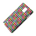 Modernist Floral Tiles Samsung Galaxy Note 4 Hardshell Case View4