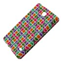 Modernist Floral Tiles Samsung Galaxy Tab 4 (7 ) Hardshell Case  View4